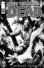 Walking Dead Wizard World Comicon Chicago Excl Color & Sketch Cover Portacio