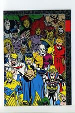 Skybox 1992 Doomsday The Death of Superman Funeral for a Friend Puzzle Card C7