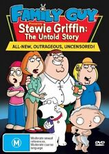 Family Guy: Stewie Griffin - The Untold Story (DVD, 2006) LIKE NEW  R 4