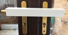 Upvc French Door Patio Double Door Security Burglar Lock