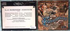 JULIUS FUCIK - K.U.K. FESTKONZERT - V.NEUMANN - 1 CD n.2211