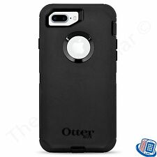 4OEM Otterbox Defender Series Black Case for Apple iPhone 7 Plus
