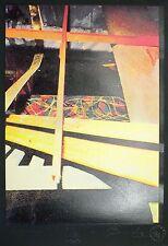 Joerg domenica-spazio foto-Red Cross-farbsieb stampa/serigrafie 1989