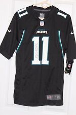 BLAINE GABBERT JERSEY AUTOGRAPH SIGNATURE NIKE ON FIELD JAGUARS ADULT SMALL NWT