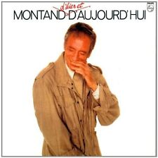 YVES MONTAND - D'hier et d'aujourd'hui - CD 1980 NO BARCODE MINT CONDITION