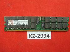 Kingston 2 GB DDR2 PC2-3200 ECC für SERVER  KTH-MLG4/4G #KZ-2994