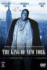 NOTORIOUS B.I.G MUSIC VIDEOS HIP HOP RAP DVD BIGGIE SMALLS PUFF DADDY DIDDY 2PAC