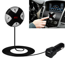 Handsfree Wireless Bluetooth FM Music Receiver Adapter TF Car Kit Mp3 Player AUX