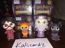 Barnes Noble Harry Potter Mystery Mini Dumbledore Flocked Fawke Sirius Quidditch