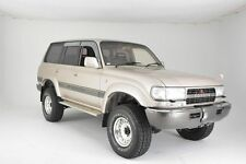 Toyota: Land Cruiser VX LTD