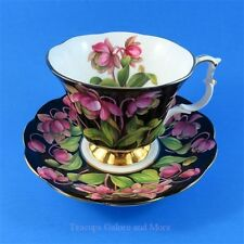 Royal Albert Provincial Flowers Pitcher Plant Tea Cup and Saucer Set
