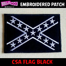 LOT 5 Patch Rebel Teddy Boy Teds Teddyboy Rockabilly Rocker Flag Elvis CSA USA