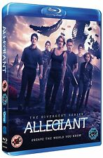 ALLEGIANT - BLU RAY *PreOrder ONLY - Release date 11/07/2016*