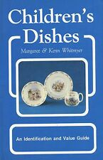 Children Toy Glass and Porcelain Dishes - Makers Types Forms / Book + Prices