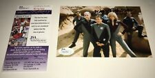 Alan Rickman GALAXY QUEST Hand Signed 4X6 IN PERSON Autograph PROOF JSA COA