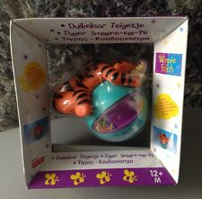 Vintage#Fisher-Price Winnie The Pooh Tigger Tiger Disney  Toy#Nib