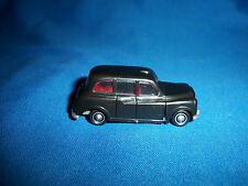 LONDON TAXI CAB British BLACK HACKNEY CARRIAGE Plastic Toy Car Kinder Surprise