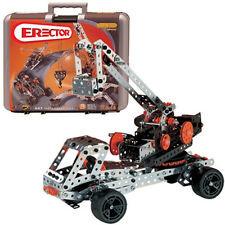 Erector HUGE Special Collector Edition Anniversary Set Case Schylling 837080E