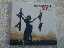 Moonspell ‎- Sin / Pecado 2LP, Brand New, Floga Records, GATEFOLD, Gothic Metal