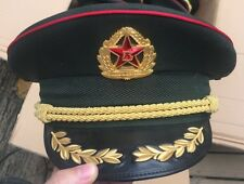 PLA M07 LAND MILITARY HONOR GUARD uniform military chinese china cap army H10