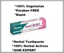 Himalaya Rapid & Lasting Relief From Sensitivity 100% Natural Herbal Toothpaste