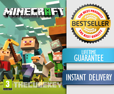 Minecraft Premium Account - PC/MAC - Buy 1 GET 2 FREE! SALE - Read Description!