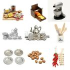 1/12 Scale Dollhouse Miniature Kitchen Acessories Food Furniture for Home decor