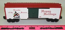 Lionel new 36733 Christmas Music Boxcar