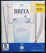 Brita Slim Water Pitcher w/Free Filter and FREE SHIPPING SAME DAY