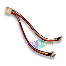 "4 pin PWM Fan Splitter ""Y"" Cable Female 4 pin PWM to 2 Male 4 pin 6"" Long"