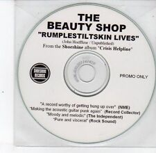 (DS408) The Beauty Shop, Rumplestiltskin Lives - DJ CD