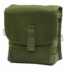 MOLLE PALS Ammo Dump Pouch Elastic Enclose Utility OD Green (CONDOR MA2)