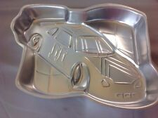 Wilton Cake Pan NASCAR Race Car Boys & Girl Designs W Pattern 1997 2105-1350