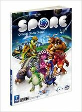 SEALED NEW Spore Official STRATEGY GUIDE Expansion Pack Prima Paperback Book