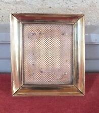 petit cadre bronze carre frame