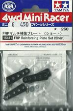 TAMIYA ACCESSORI MINI 4WD SET PIASTRE FRP RINFORZA ( CORTE ) PLATE SET ART 15431