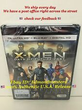 X-men: Days Of Future Past [blu-ray] 4k Brand New Sealed Ships out Fast!!!