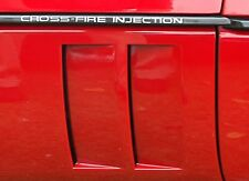 1982 1983 1984 Corvette Cross-fire Injection Replacement Lettering