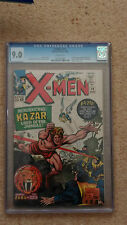 X-MEN # 10 - CGC GRADED 9.0 CENTS COPY - ONE OF THE TOP 100 COPIES IN THE WORLD