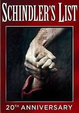 Schindler's List [20th Anniversary; Includes Digital Copy; UltraViolet] New DVD