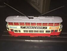 RARE ATLAS EDITIONS 1/76 CLASSIC FELTHAM TRAM MODEL BUS
