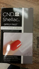 Creative CND Nail Shellac OFFLY FAST 8 Minute Removal & Care Kit