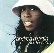 The Best of Me by Andrea Martin (R&B) (CD, Oct-1998, Arista) Free Ship #IF41