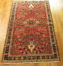 "Antique Lilihan Rug  3'3""x5'3"""