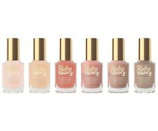 Ruby Wing Beige With Benefits Collection Color Changing Nail Polish Set of 6