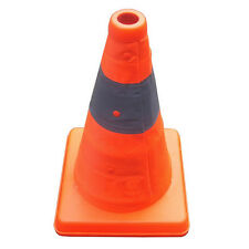 "30CM 12"" Folding Collapsible Traffic Multi Purpose Pop up Reflective Safety Cone"