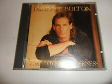 Cd  Time,Love & Tenderness von Michael Bolton (1991)