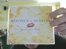 BEAUTIFUL LIAR CD SINGLE VIDEO BEYONCE & SHAKIRA GREAT XMAS GIFT  FREE UK POST