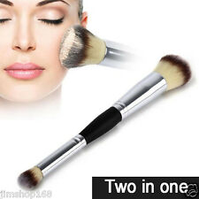 Pro Cosmetic Makeup Brushes Contour Face Blush Eyeshadow Powder Foundation Tools