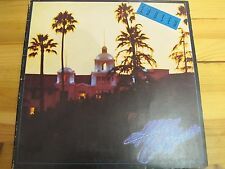 "53.051 FRANCE 12"" 33RPM 1976 EAGLES ""HOTEL CALIFORNIA"" EX"